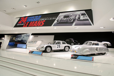 """New Special Racing Exhibition: """"24 Hours for Eternity. Le Mans."""""""