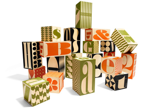Uncle Goose(R) reveals its latest set of decorative wooden blocks this week with the introduction of Big and ...