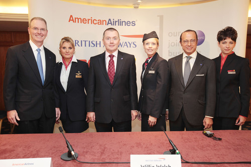 American Airlines, British Airways and Iberia Announce Better Deal for Trans-Atlantic Flyers
