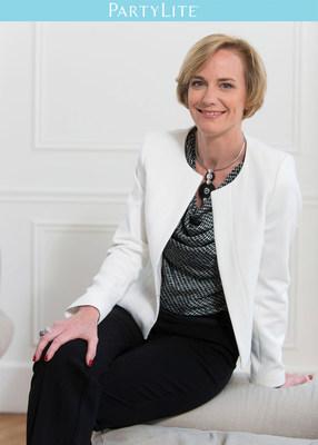 Celine Monnier, General Manager PartyLite France (PRNewsFoto/PartyLite)