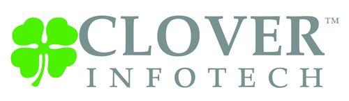 Clover Infotech Pvt Ltd Logo (PRNewsFoto/Clover Infotech Pvt Ltd)