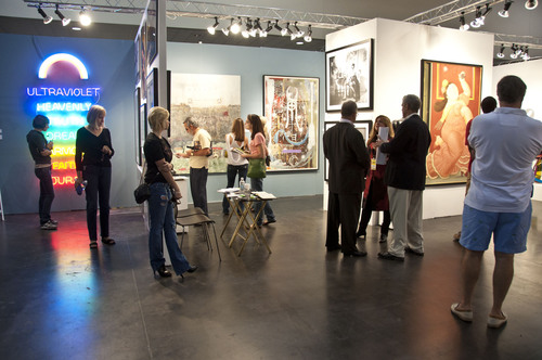 Houston Fine Art Fair Brokers $6 Million in Art Purchases. (PRNewsFoto/Houston Fine Art Fair)