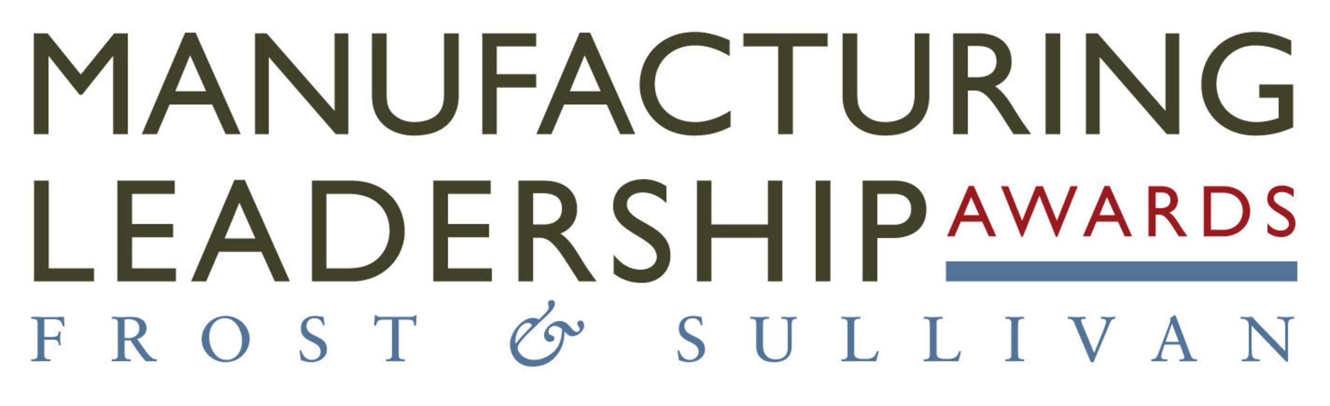 Frost & Sullivan Manufacturing Leadership Awards