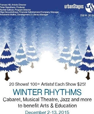 Winter Rhythms 2015 Urban Stages