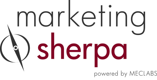 MarketingSherpa. (PRNewsFoto/MECLABS) (PRNewsFoto/)