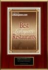 """Saigon Noodles LLC Selected For """"Best Lafayette Restaurants"""" (PRNewsFoto/Saigon Noodles LLC)"""