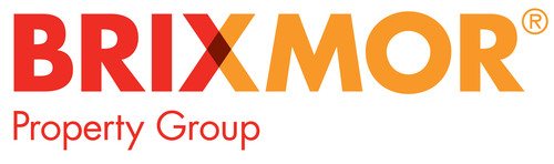 Brixmor Property Group Logo. (PRNewsFoto/Brixmor Property Group)