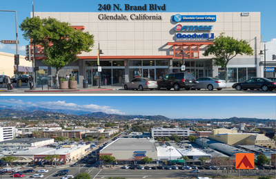 Red Mountain Group's latest Acquisition in Glendale, California