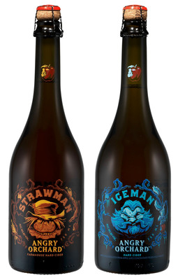 Angry Orchard Cider House Collection.  (PRNewsFoto/Angry Orchard Cider Company)