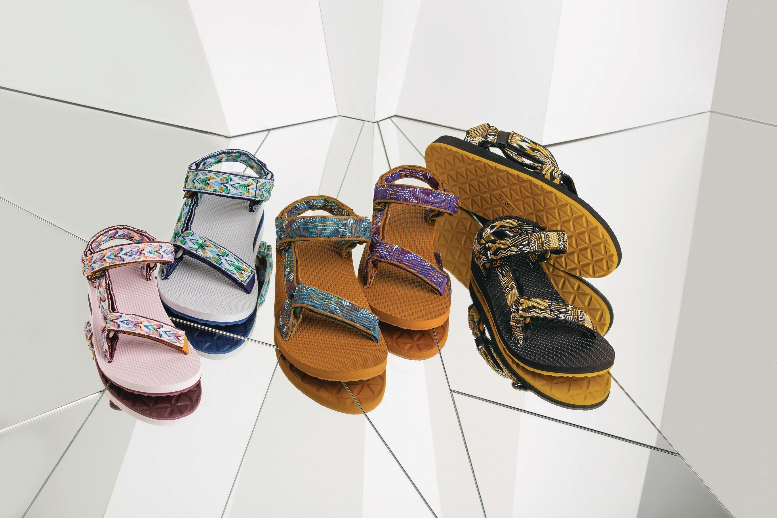Spring 2016 Teva Artist Series Collection