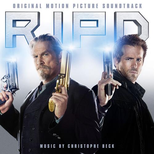 R.I.P.D. Original Motion Picture Soundtrack Album Releases Today.  (PRNewsFoto/Back Lot Music)