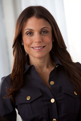 "Skinnygirl entrepreneur, chef, mom--and now talk show host--Bethenny Frankel, offers smart snacking advice to busy women on the go in her ""Snack Talkin' "" guide created with California Almonds.  (PRNewsFoto/Almond Board of California)"