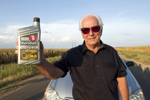 500,000+ miles and still going strong thanks to Kendall GT-1(R) Motor Oil. (PRNewsFoto/ConocoPhillips ...