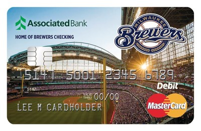 Brewers Debit Card