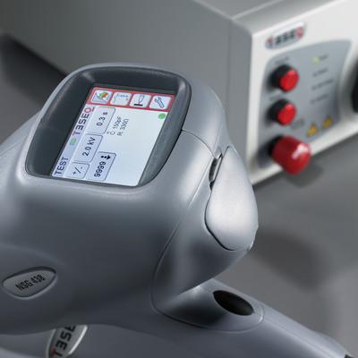 Teseq Enhances NSG 438 ESD Simulator.  (PRNewsFoto/Teseq Inc.)