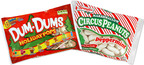 Spangler Candy Company Introduces Dum Dums® Holiday Pops and Peppermint Marshmallow Circus Peanuts
