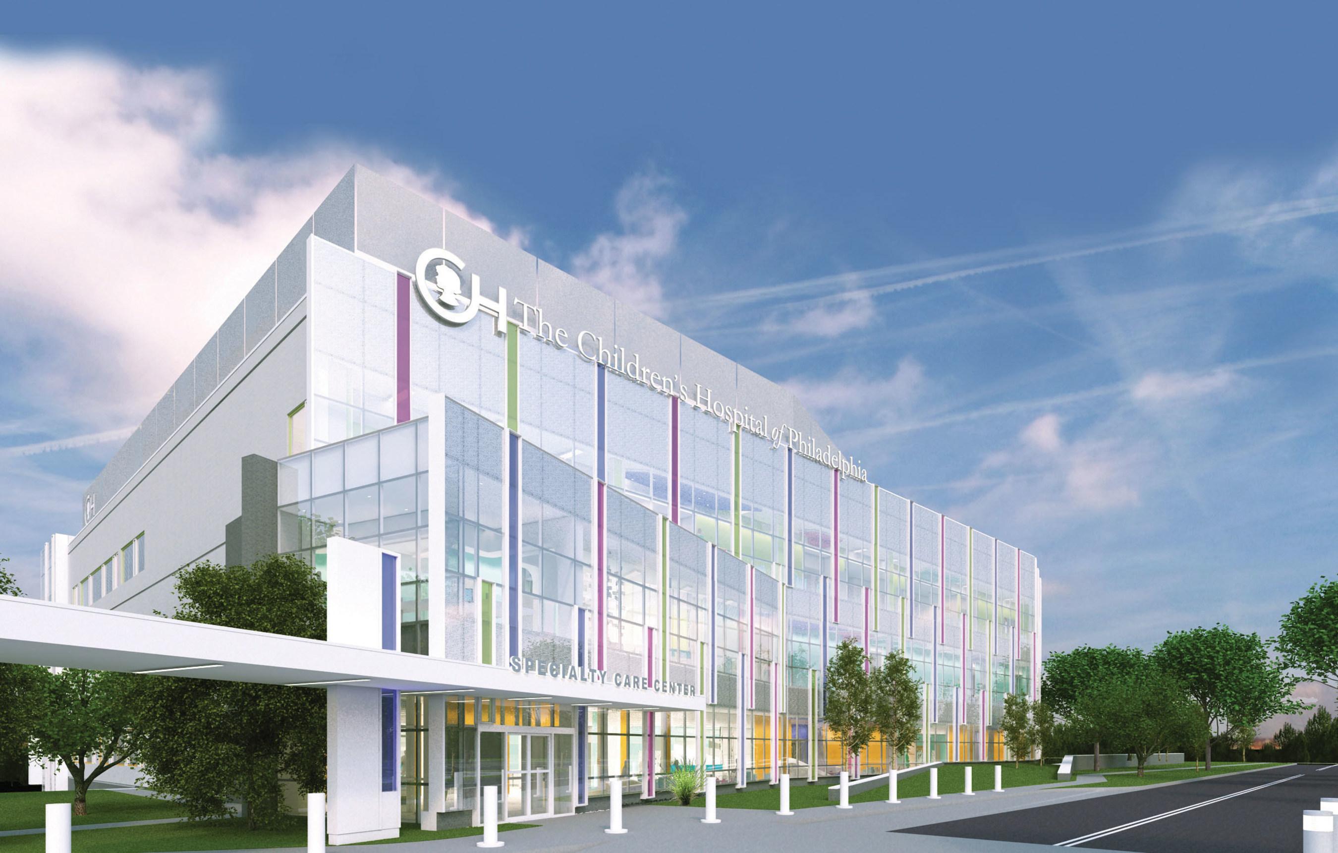 The Children's Hospital of Philadelphia Opens New Specialty