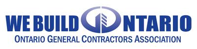 Ontario General Contractors Association and Textura Form Partnership.  (PRNewsFoto/Textura Corporation)