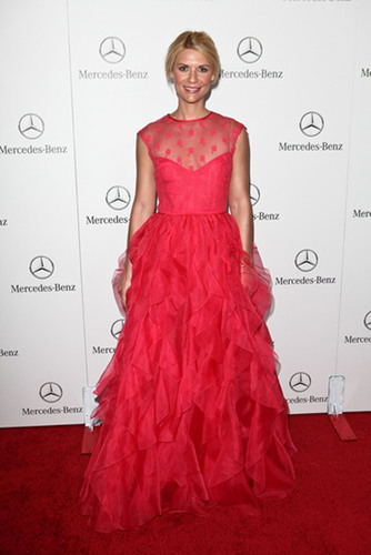 Eco-Luxury Takes Center Stage as Mercedes-Benz Paves the Way to Gold for Hollywood's Elite During