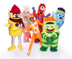 Celebrate The Holidays With The First Ever Yo Gabba Gabba! Live! Holiday Show