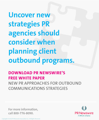 New PR Approaches for Outbound Communications Strategies shares insights into adaptations PR professionals can make in developing and executing outbound communications strategies to help achieve strategic business goals.