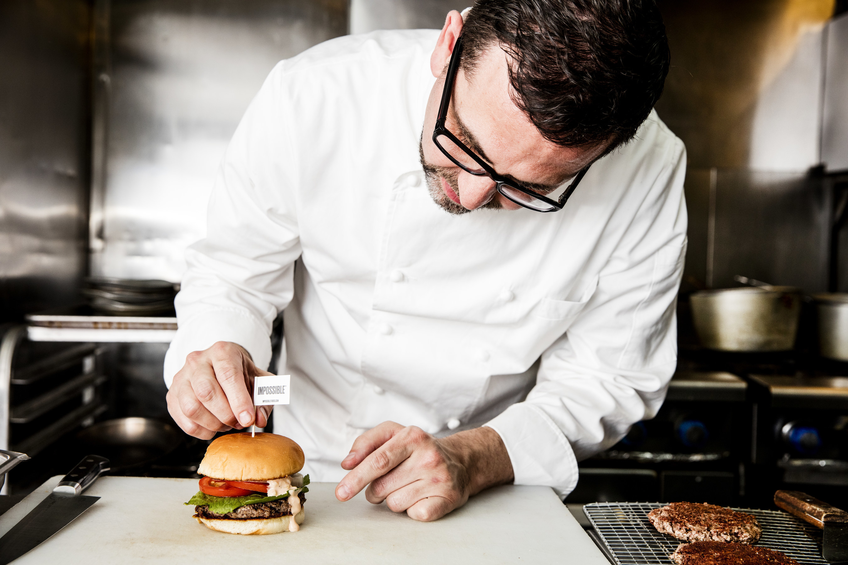 Chef Tal Ronnen, Crossroads Kitchen