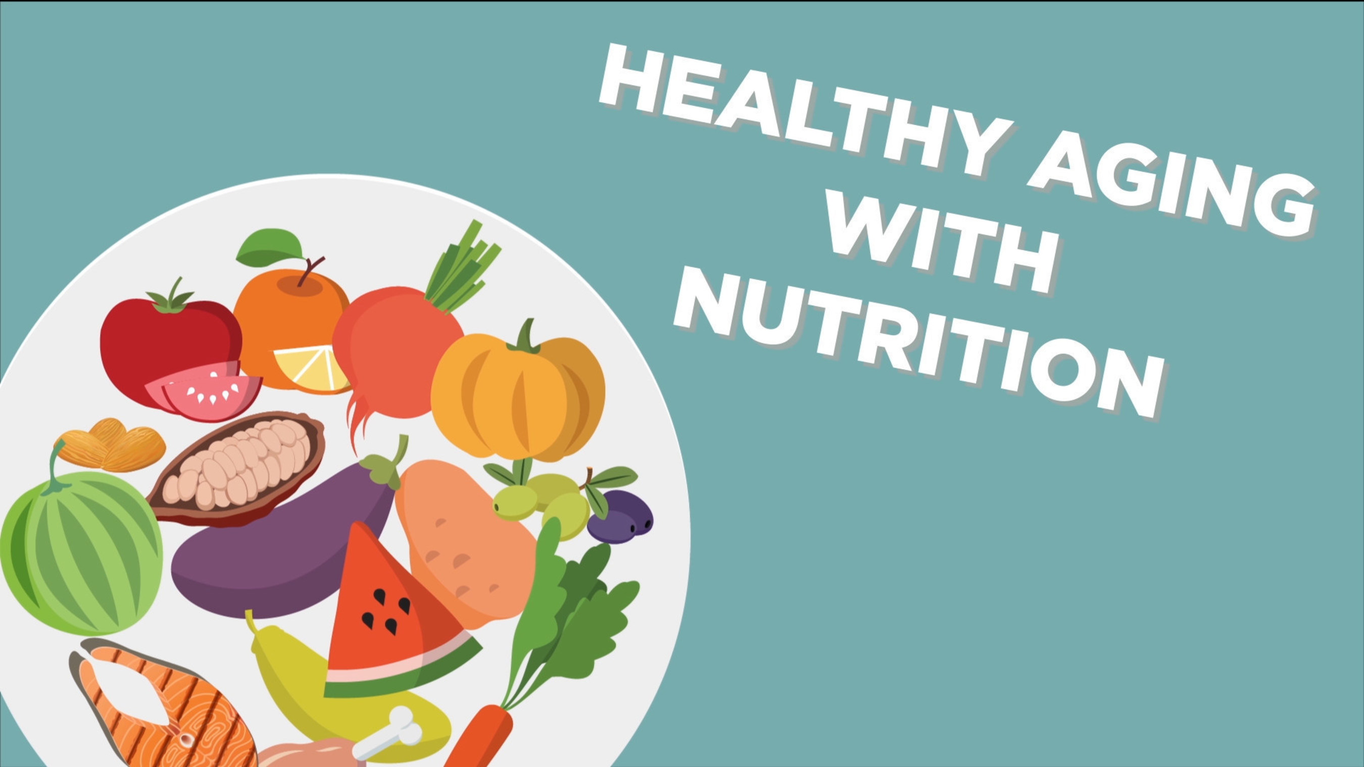 The films look at nutrition in three parts: nutrition and the process of aging, essential nutrients and safely turning to supplements, and improving cardiovascular health with nutrition.