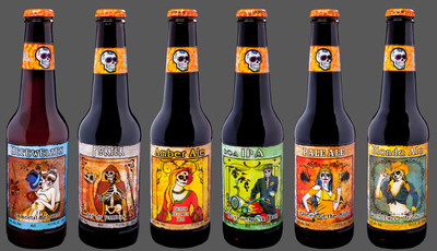 Drinks Americas Holdings (OTN: DKAM) a leading U.S. broker for authentic Mexican beer proves to be right on trend with Day of the Dead Craft Beer. Just seven months ago DKAM decided to focus resources on the growing category of specialty craft beer and within that short period of time they are now available in over 20 U.S. chain retailers such as CostPlus World Market, Walgreens, Sprouts, Total Wines, represented by over 40 distributors and in popular restaurant chains making Day of the Dead Craft Beer available in over 32 states. This positive and fast response is a trueindicator they are the right brand at the right time and momentum is gaining for Drinks Americas (OTN: DKAM). (PRNewsFoto/Drinks Americas Holdings, Ltd.) (PRNewsFoto/DRINKS AMERICAS HOLDINGS_ LTD_)