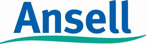 Ansell logo.