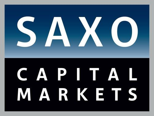 Saxo Capital Markets Logo (PRNewsFoto/Saxo Capital Markets)