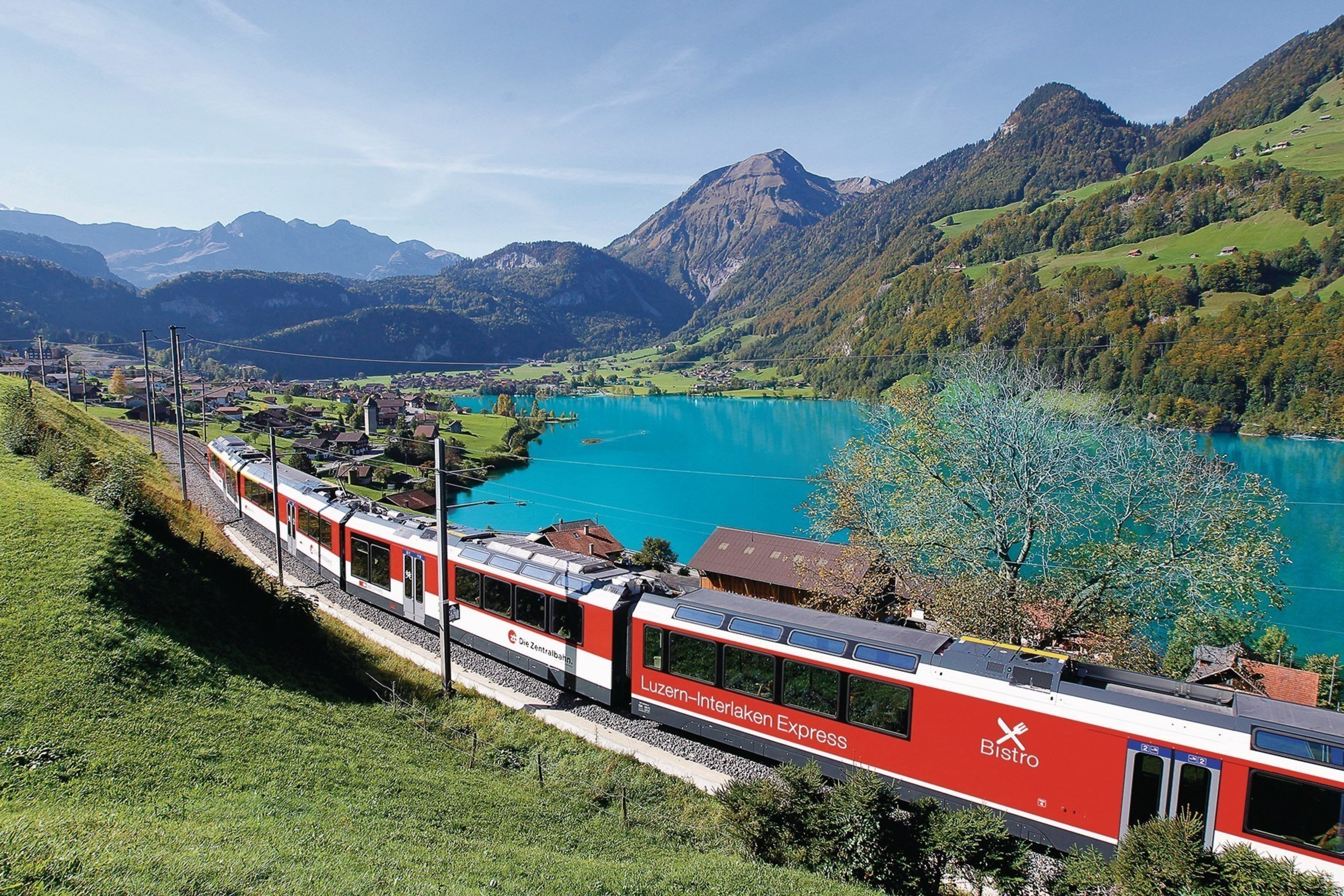 Travelers with the Swiss Travel Pass Receive Extensive Travel on the Swiss Travel System, and Now $100 or More Off the Price When Purchased Through Rail Europe