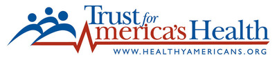Trust for America's Health logo. (PRNewsFoto/Trust for America's Health) (PRNewsFoto/)