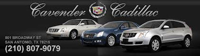 New 2013 Cadillac SRX in San Antonio, TX at Cavender Cadillac.  (PRNewsFoto/Cavender Cadillac)