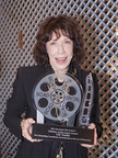 Lily Tomlin honored at 2011 Savannah Film Festival.  (PRNewsFoto/SCAD: The University for Creative Careers, Adam Kuehl)