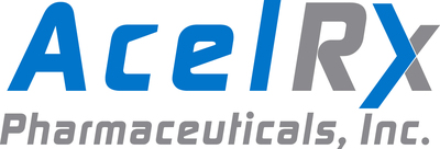 AcelRx logo.