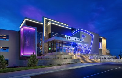 Topgolf in Centennial, CO