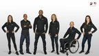 "The Road to Rio continues: Bridgestone Americas announces ""Team Bridgestone"" athletes for the Rio 2016 Olympic and Paralympic Games, from L-R Kelley O'Hara (soccer), Meb Keflezighi (track & field, marathon), Cullen Jones (Swimming), Khatuna Lorig (archery), Will Groulx (para-cycling) and Aly Raisman (gymnastics)."