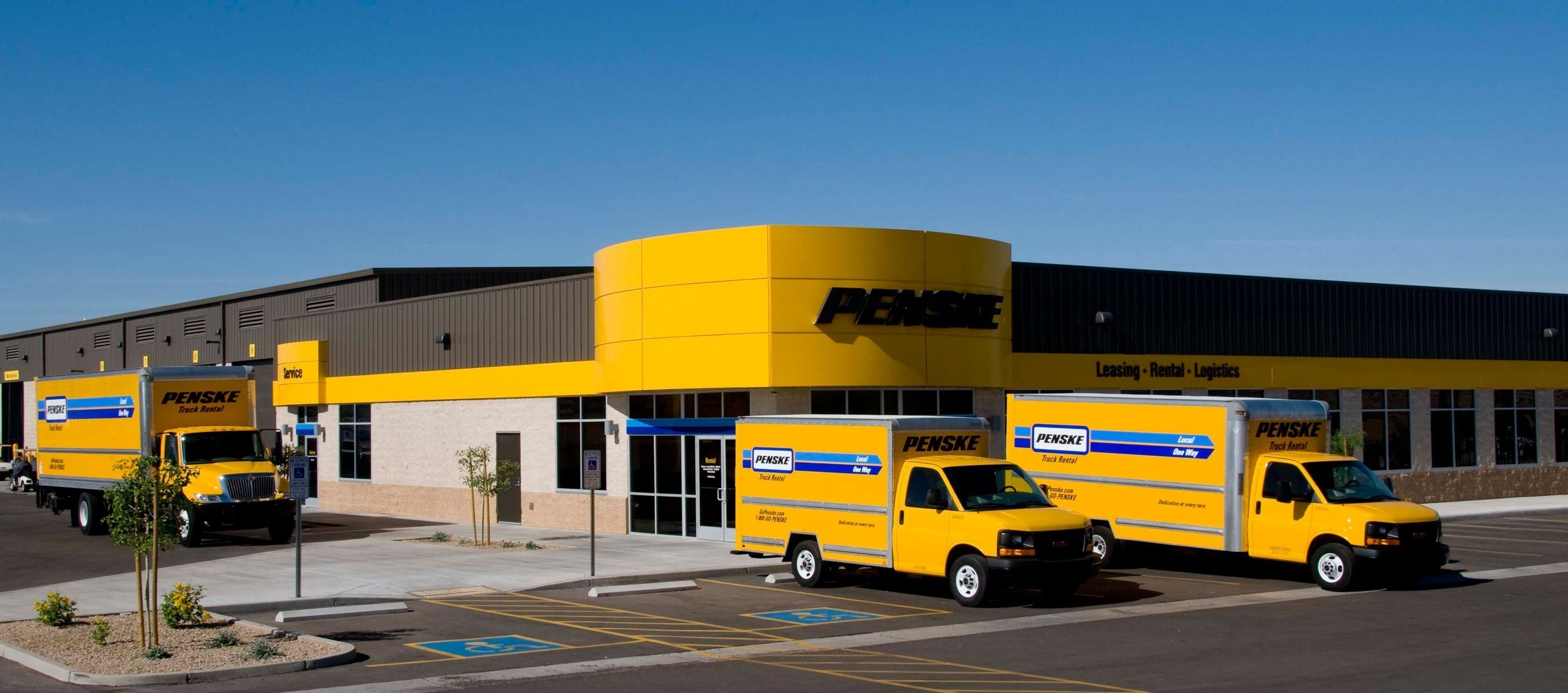 Penske Truck Rental Canada provides clean, reliable rental trucks for both personal and commercial use from the newest and largest fleet in North America.