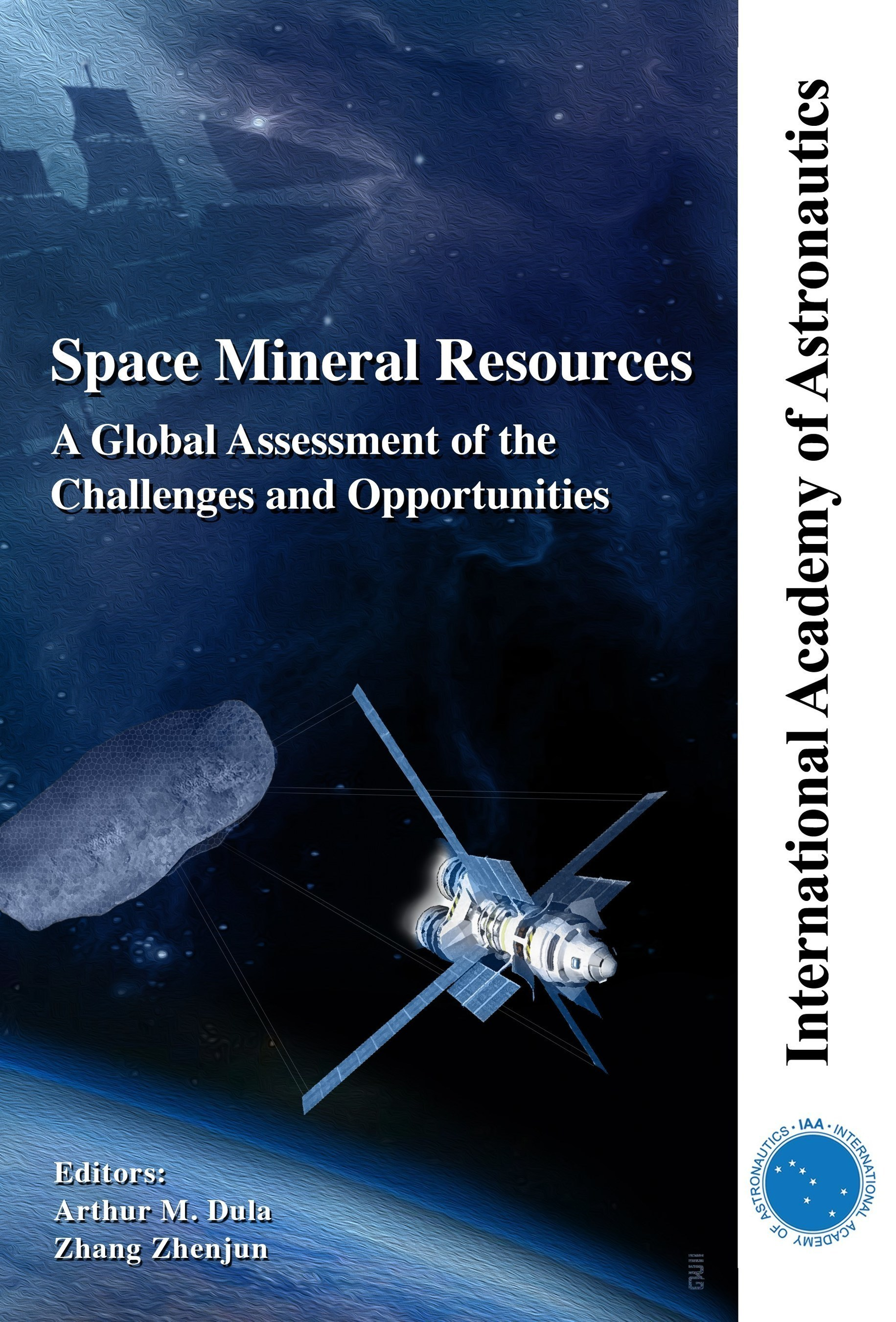 International Study Finds Global Benefits, Economic Gains From Mining Space Mineral Resources