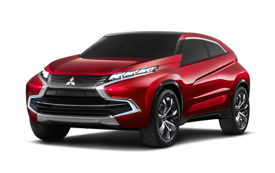 Mitsubishi Owner's Day (MOD) 2014 includes the North American debut of the visionary Mitsubishi Concept XR-PHEV at Mitsubishi Motors' North American headquarters located at 6400 Katella Avenue in Cypress, California 90630 at 9:00 am on Saturday July 12. (PRNewsFoto/Mitsubishi Motor Sales)