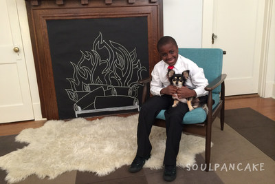 Banfield Pet Hospital® Invites Kid President To Capture The Bond Between Kids And Their Pet Heroes