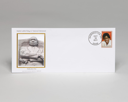 United States Postal Service Introduces Collectible for Martin Luther King Jr. National Memorial
