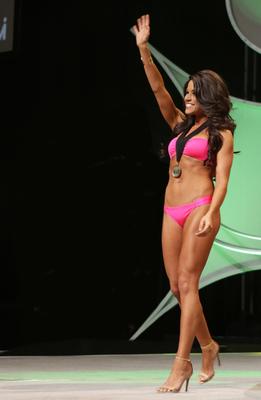 Former Miss America/Challenge Champion Teresa Scanlan. (PRNewsFoto/ViSalus)