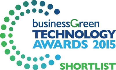 CloudApps shortlisted for two prestigious BusinessGreen Technology Awards (PRNewsFoto/CloudApps)