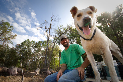 Animal Welfare Approved Congratulates AWA Farmer Jeremiah Jones, the 2010 Glynwood Farmer Harvest