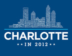 "The skyline in the logo is made up of words that describe Charlotte. The text reads in part: ""Charlotte is a beautiful, clean city with a high quality of life where you'll find both the expected comforts of Southern hospitality and exciting evidence of a forward-thinking, can-do Southern culture. The Charlotte region boasts the amenities and economic opportunities of a major urban center for both large corporations and aspiring entrepreneurs, but retains the friendly culture of a close-knit community where people, organizations and institutions work together to build its future."" (PRNewsFoto/k2forma)"