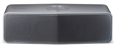 LG Electronics USA today introduced an expanded family of wireless audio products, including the Music Flow P7 ($149), a 20-watt speaker with up to 10 hours of battery life and can be controlled using LG's Music Flow mobile app.