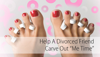 """ARAG Offers 3 Tips on How to Help Your Divorced Friend Carve Out Some """"Me Time"""".  (PRNewsFoto/ARAG)"""