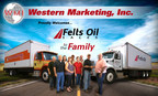 Western Marketing, Inc proudly welcomes Felts Oil Sales to the family.