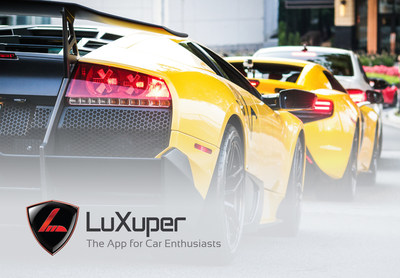 The App for Car Enthusiast. Available for iOS and Android.